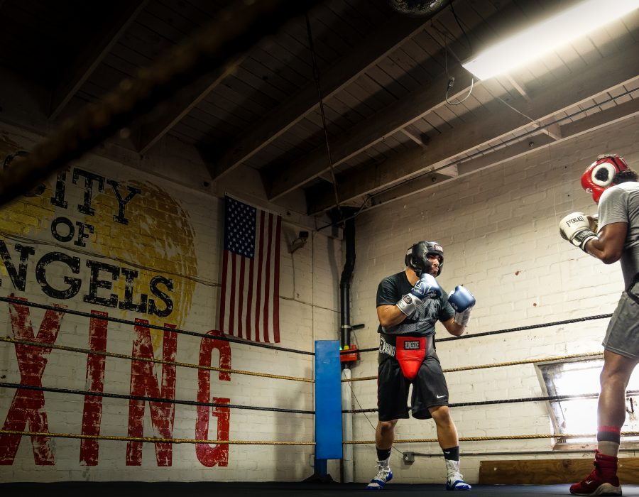 CITY of ANGELS BOXING